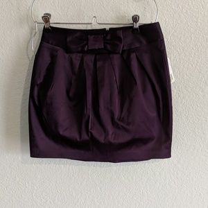 Forever 21 Eggplant colored skirt. Size Small